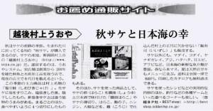 日本経済新聞プラスワン